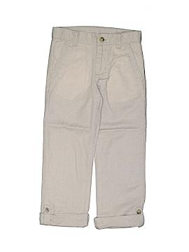 Janie and Jack Linen Pants Size 6