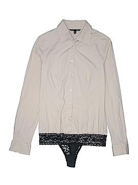 Victoria's Secret Long Sleeve Button-Down Shirt Size S