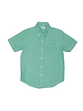 Crazy 8 Long Sleeve Button-Down Shirt Size 5
