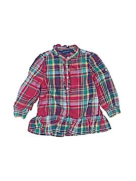 Ralph Lauren Long Sleeve Blouse Size 18 mo