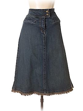 CAbi Denim Skirt Size 6
