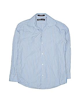 Michael Kors Long Sleeve Button-Down Shirt Size 10