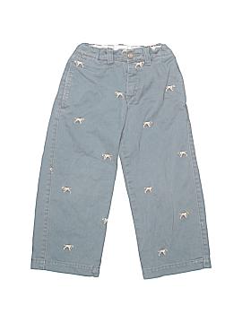 Crewcuts Khakis Size 3