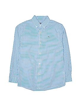 Vineyard Vines Long Sleeve Button-Down Shirt Size 8 - 10