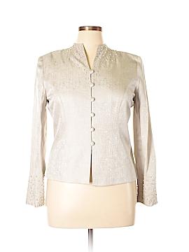 Draper's & Damon's Silk Blazer Size 10