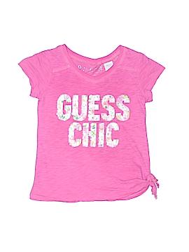 Guess Short Sleeve T-Shirt Size 5 - 6
