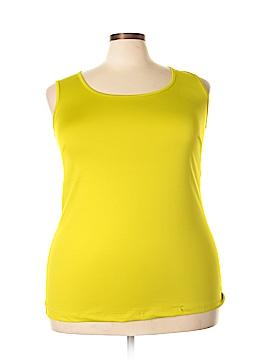 Catherines Sleeveless Top Size 0X (Plus)
