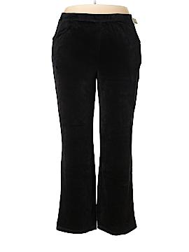 Catherines Cords Size 0X (Plus)