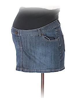 JoJo Maman Bebe Denim Skirt Size 6 (Maternity)