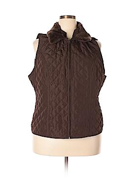 Kim Rogers Vest Size 1X (Plus)
