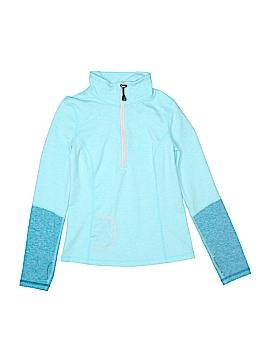 Zella Girl Track Jacket Size 7 - 8