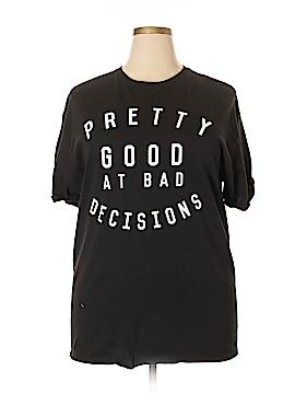Cold Crush Short Sleeve T-Shirt Size 1X (Plus)