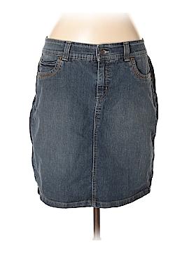 Relativity Denim Skirt Size 10