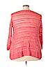 Sejour Women Pullover Sweater Size 2X (Plus)