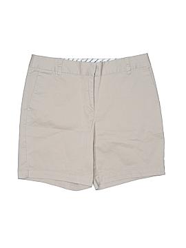 Liz Claiborne Khaki Shorts Size 8