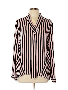 Worthington Long Sleeve Blouse Size L