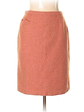 Beth Bowley Wool Skirt Size 10