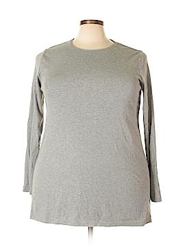 J.jill Long Sleeve T-Shirt Size 2X (Plus)