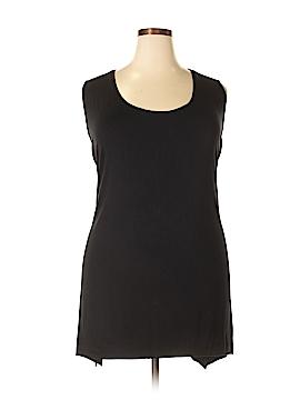 Catherines Sleeveless Top Size 3X (Plus)