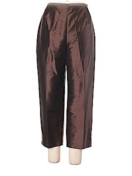 Valerie Stevens Silk Pants Size XL