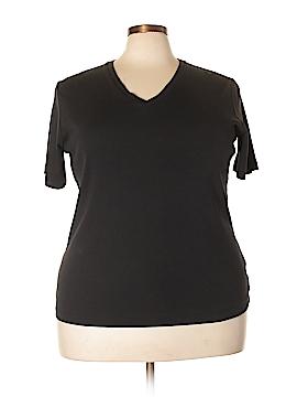 Jones New York Short Sleeve T-Shirt Size 3X (Plus)
