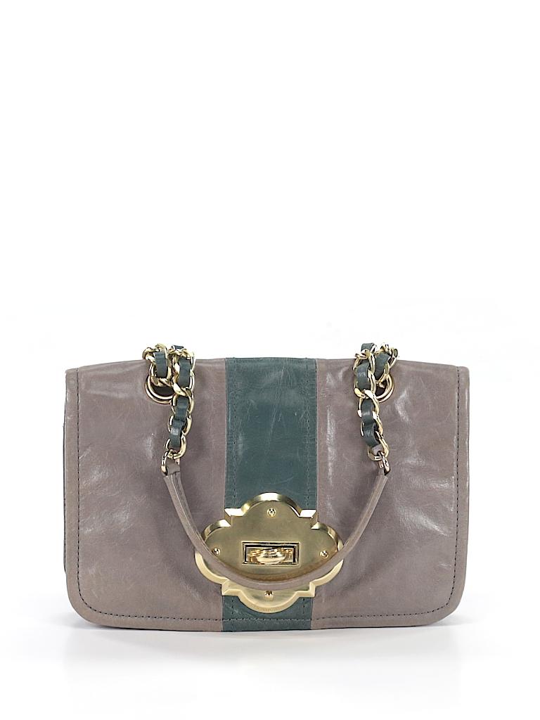 68d999376d Cynthia Rowley Color Block Gray Shoulder Bag One Size - 82% off ...