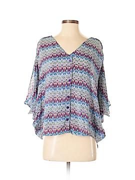 Tolani Short Sleeve Blouse Size XS