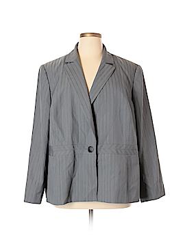 Le Suit Blazer Size 24 (Plus)