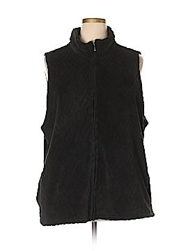 French Laundry Vest Size 3X (Plus)
