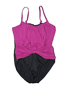 Magicsuit One Piece Swimsuit Size 14
