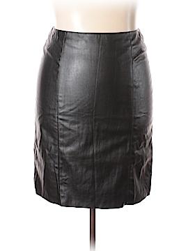 Zelda Faux Leather Skirt Size 14