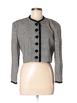Cathy Hardwick Wool Blazer Size 8