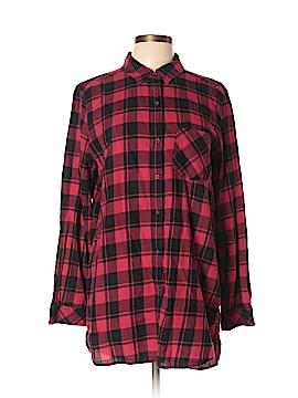 BP. Long Sleeve Button-Down Shirt Size XL