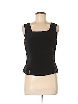 Dana Buchman Sleeveless Silk Top Size 8