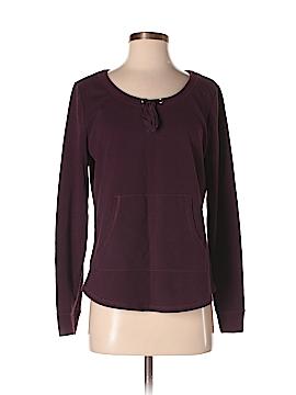 New York & Company Sweatshirt Size M