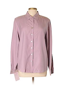 Preview Collection Silk Blazer Size L