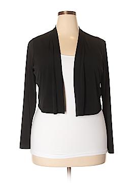 Calvin Klein Cardigan Size 1X (Plus)
