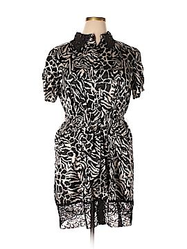 Bisou Bisou Casual Dress Size 1X (Plus)