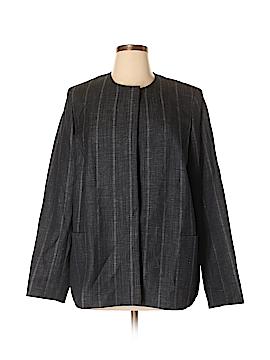 Marina Rinaldi Wool Blazer Size 16 (25)