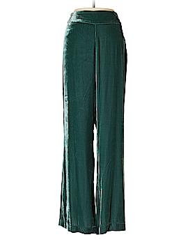 Soft Surroundings Velour Pants Size M