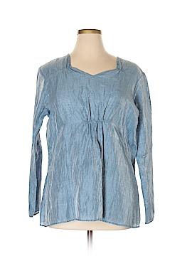J.jill Long Sleeve Blouse Size 1X (Plus)