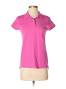 Lacoste Short Sleeve Polo Size 40 (IT)