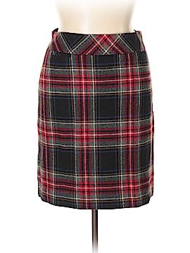L.L.Bean Wool Skirt Size 14