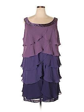 Fashion Bug Cocktail Dress Size 26 (Plus)