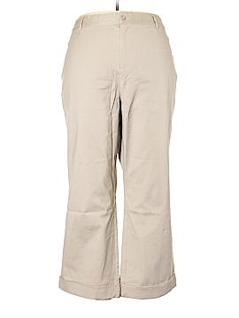 Junonia Khakis Size 3X (Plus)