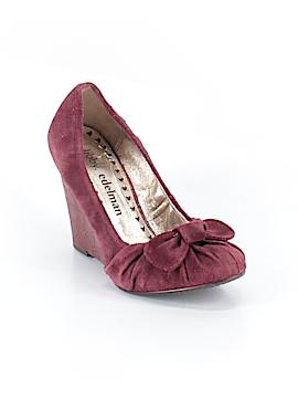 Libby Edelman Wedges Size 8