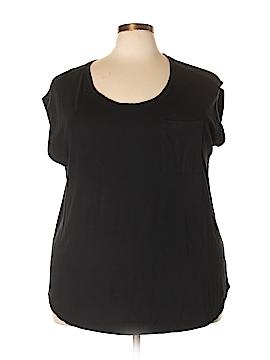 Lane Bryant Short Sleeve T-Shirt Size 28 - 26 Plus (Plus)