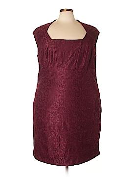 Roz & Ali Casual Dress Size 24W (Plus)