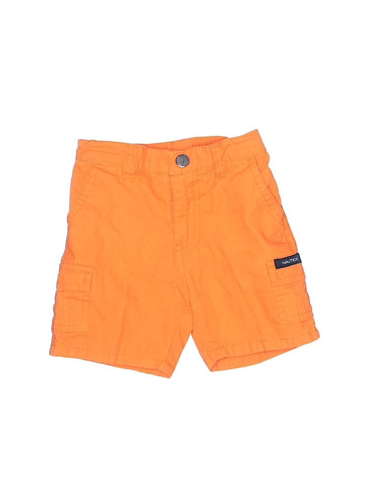 Nautica Boys Cargo Shorts Size 6-12 mo