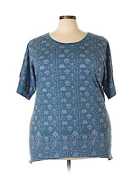 SONOMA life + style Short Sleeve T-Shirt Size 3X (Plus)